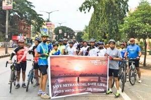 Save Netravathi Save Life