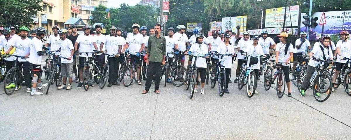 Save Nethravati Ride - Together for a cause