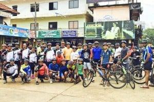 World Environment day 100 KM ride