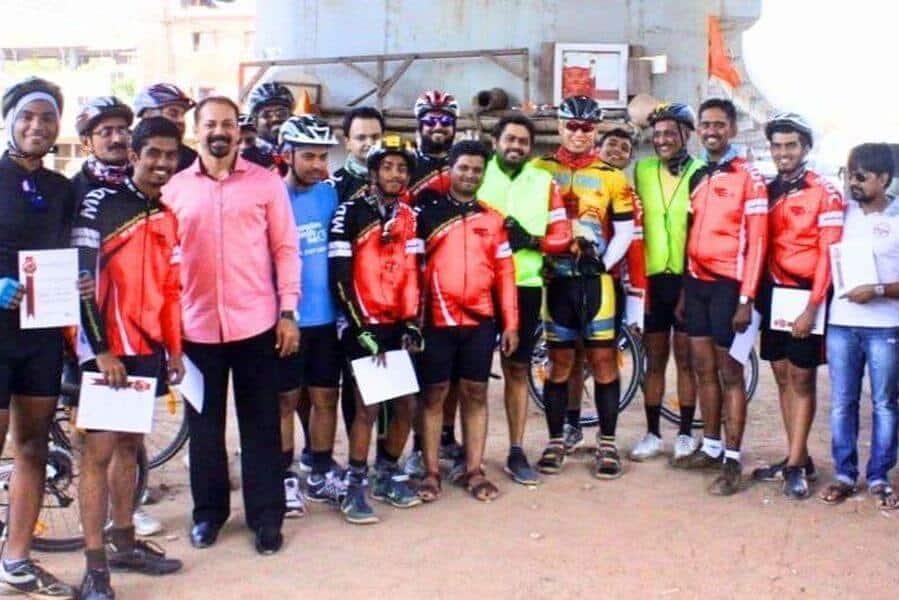 100 KM League 2016