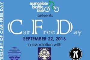 World Car free day cycling/walking Rally & 1st Anniversary of MbC Car-Free Day Initiative