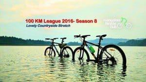 100 KM League 2016- Season 8