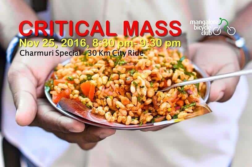 Critical Mass - Charmuri Special
