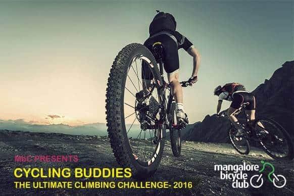 MbC Cycling Buddies Climbing Challenge 2016