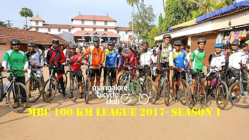 100 KM League 2016- Season 1