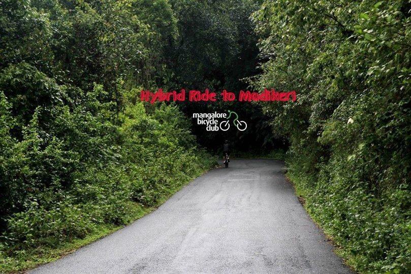 Hybrid Ride to Madikeri