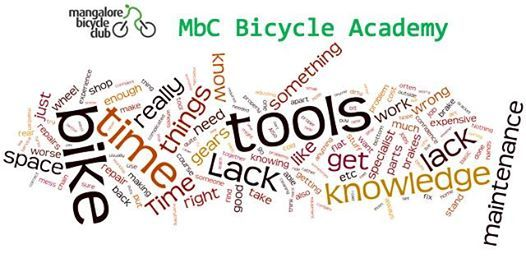 MbC Bicycle Academy Module 3-How to fix a flat tyre (Practical)