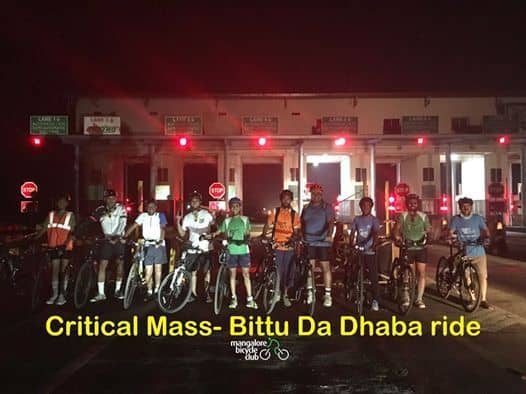 MbC Critical Mass- Bittu Da Dhaba ride