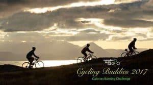 MbC Cycling Buddies- Calories Burning Challenge 2017