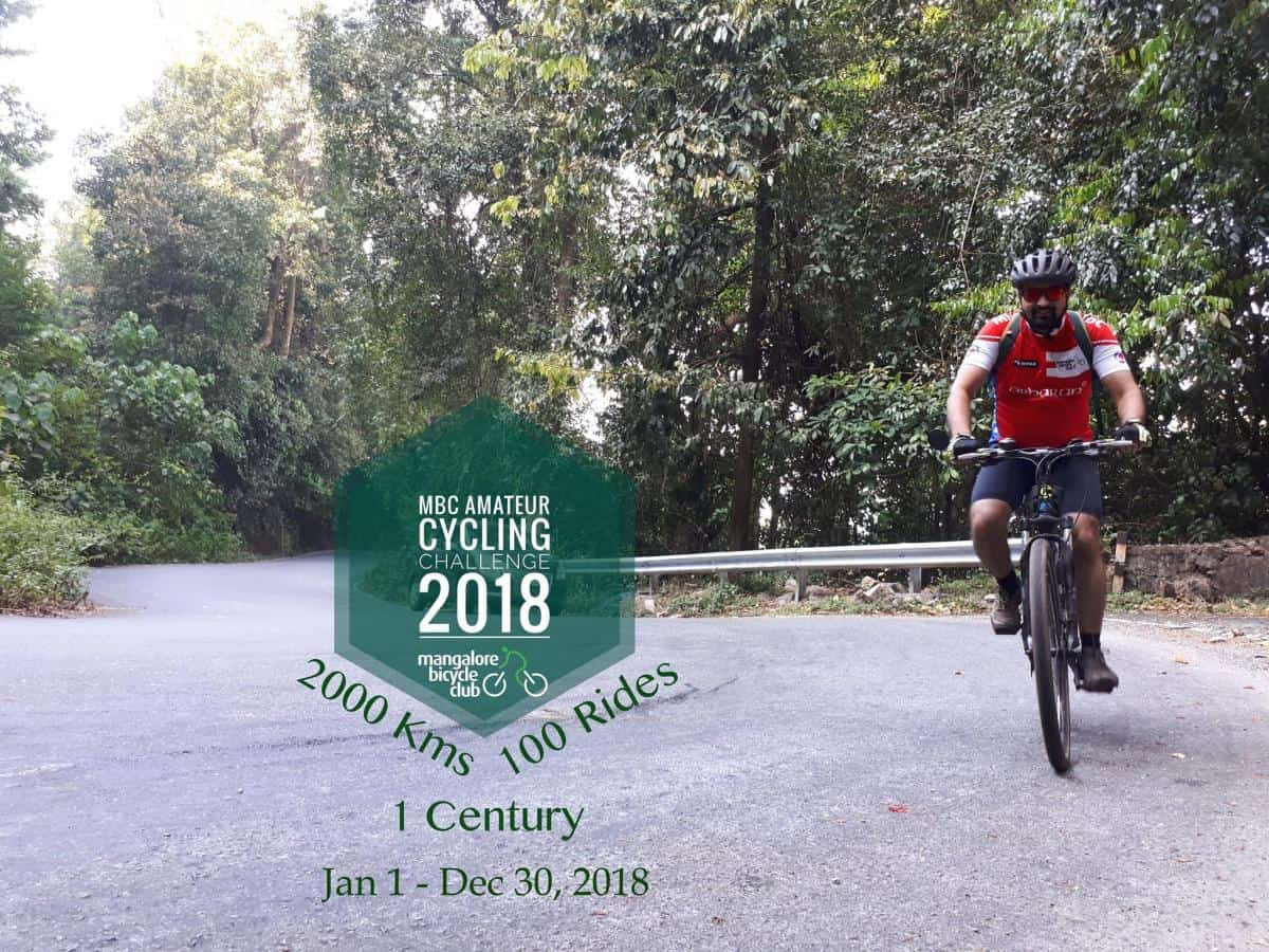 MbC Amateur Cycling challenge 2018