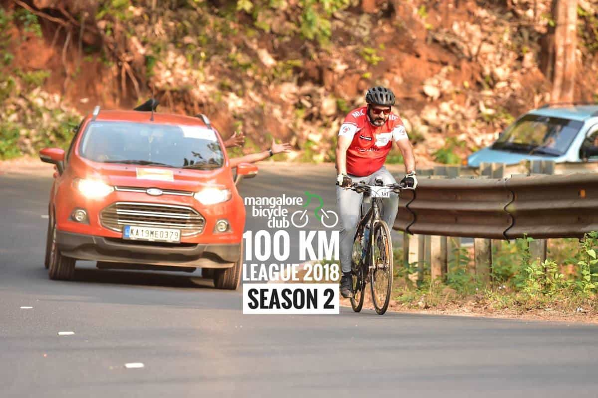 100 KM League 2018- Season 2