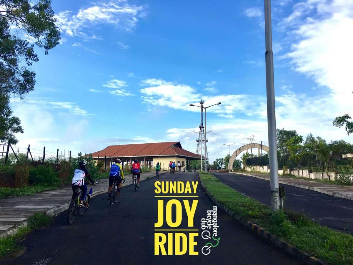 Sunday Joy Ride to Pilikula