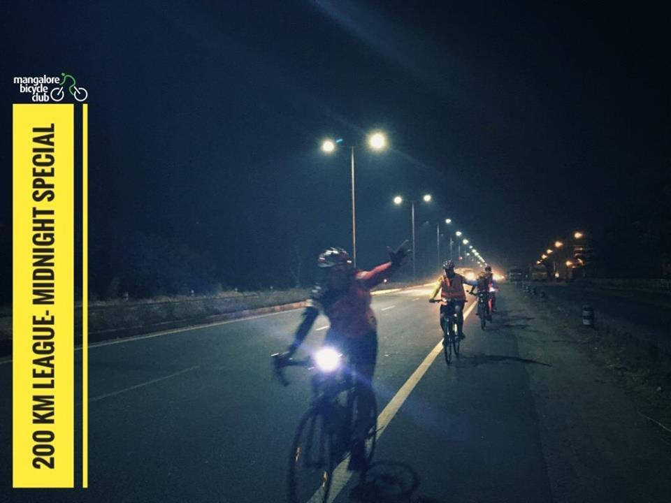 200 KM League Season 1 - Midnight Special