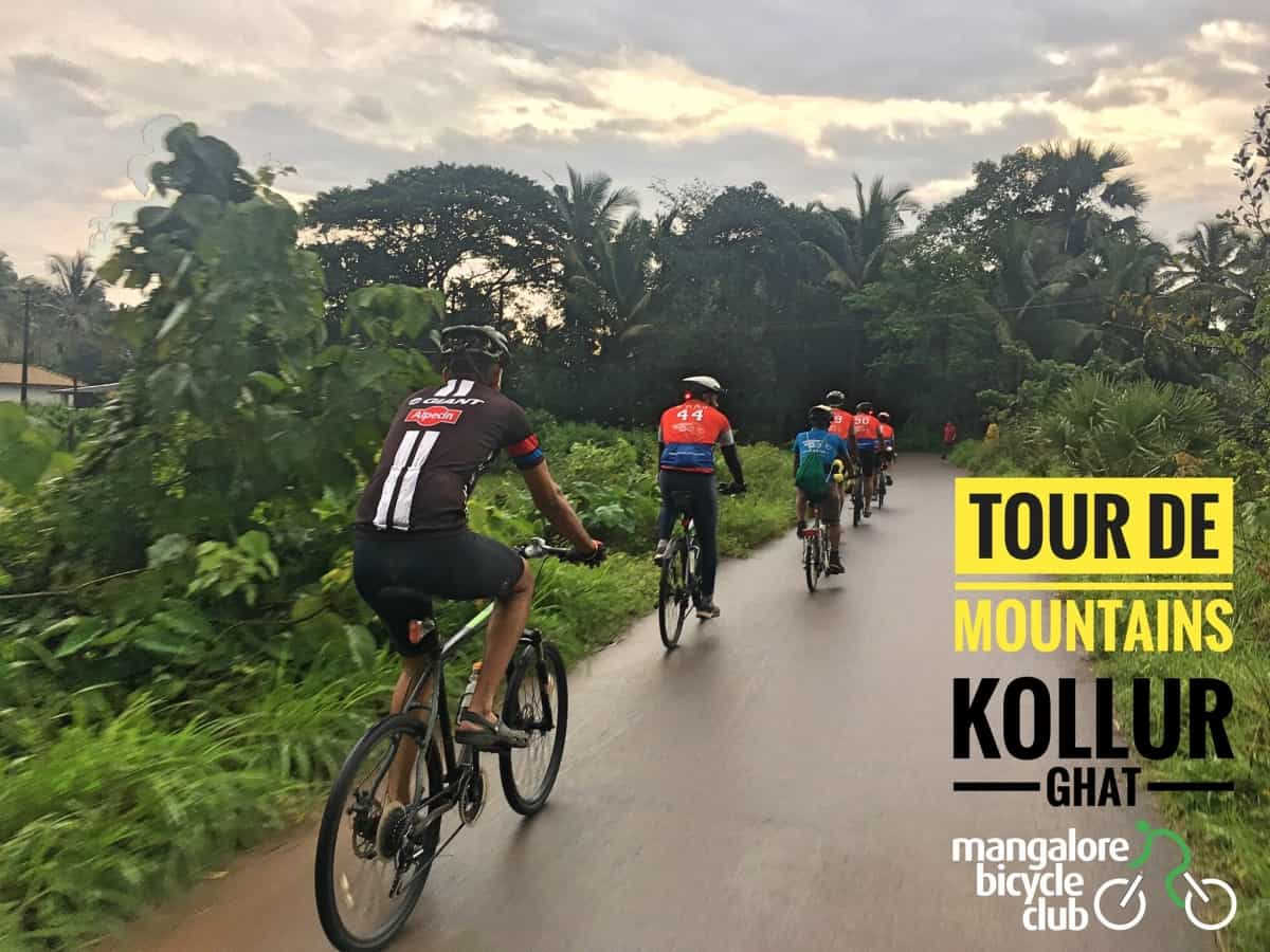 Tour de Mountains Season 5- Kollur Ghat