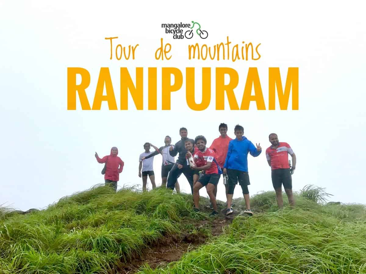 Tour de Mountains 2018 Season 6 - Ranipuram